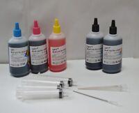Non-OEM Bulk 500ml refill ink for Epson Printer WF-2660 WF-2750 WF-2650