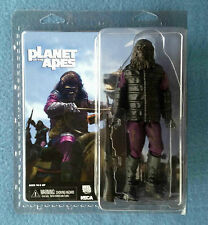 GORILLA SOLDIER PLANET OF THE APES 8 INCH ACTION FIGURE NECA REEL TOYS 2014
