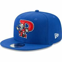 Philadelphia 76ers New Era Back Half 9FIFTY Adjustable Hat - Blue