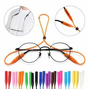 Chain Sports Silicone Neck Cord Eyewear Lanyard Glasses Strap Eyeglasses Rope