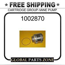 1002870 - CARTRIDGE GROUP-VANE PUMP  for Caterpillar (CAT)