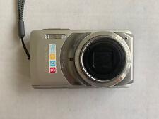 Olympus Stylus 7010 12.0MP Digital Camera Silver