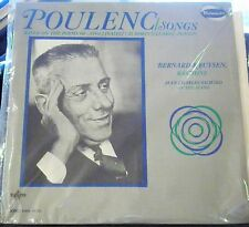 Poulenc/Kruysen     Songs   Westminster