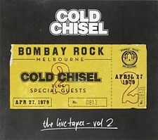 The Live Tapes, Vol. 2: Live at Bombay Rock, April 27, 1979 by Cold Chisel (CD, Nov-2014)
