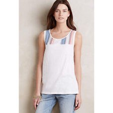 NWT SZ S $58 ANTHROPOLOGIE PAVIA TANK BY LITTLE YELLOW BUTTON