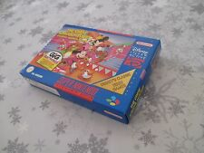 >> THE GREAT CIRCUS MYSTERY MICKEY SUPER NINTENDO PAL BRAND NEW OLD STOCK! <<