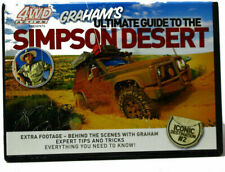 Australian 4wd Action Ultimate Guide to The Simpson Desert DVD Iconic Dest. 2 R0