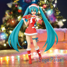 Sega Hatsune Miku Project DIVA F 2nd SPM Super Premium Figure Christmas Ver. 1.5