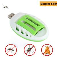 USB Car Mosquito Killer Repellent Incense Heater For Insect Home Summer Portable
