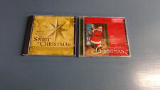 Lot Of 2 Hallmark Christmas CDs New In Shrink Wrap Amy Grant Vince Gill Perfect!