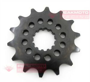 SUNSTAR 32514 14T Steel Countershaft Front Sprocket