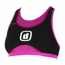 ZeroD iBra Black/Pink Women's Sports Bra Xs Triathlon
