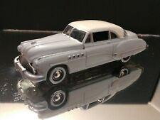 1949 BUICK RIVIERA VINTAGE CLASSIC ADULT COLLECTIBLE 1/64 SCALE LIMITED EDITION