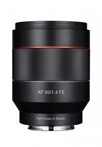 Samyang AF 50mm 1.4 FE für Sony E-Mount Einzelstück #10124