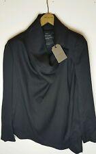 Bnwt AllSaints Black Bayle Monument Jacket UK 8 £228.*LAST ONE*