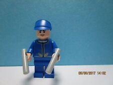 LEGO 2571  1 x   Paneel,Scheibe Fenster gebogen transparent blau 100/% Original