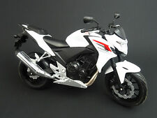 Motorradmodell Honda CB 500 F 1:10 Welly scale Bike modell motorcycle model
