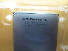 LOT OF 12 AMD Phenom II X4 955 3.2GHz Quad-Core (HDZ955FBK4DGM) Processor