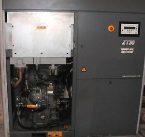Atlas Copco ZT30 Oil Free Used Air Compressor