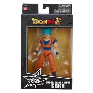 "Dragonball Super Dragon Stars Series 19 - Super Saiyan Blue Goku V2 6.5"" Figure"
