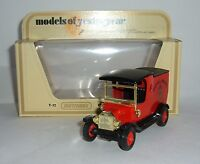 Matchbox Yesteryear No. Y-12 1912 Ford Model T, 'Royal Mail' - Superb.
