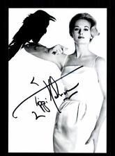 Tippi Hedren + + autógrafo + + + + los pájaros + + Ch 226