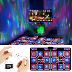 Dance Blanket Mat Computer TV Slimming Dancer, Somatosensory Gaming Pad Durable