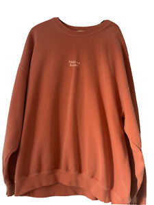 Topshop Sweatshirt Large