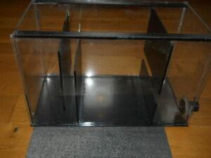 Aquarium Acrylic  Sump 100 gall plus display tank range