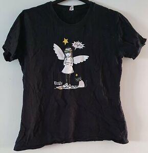 **Rare** Emily The Strange Swearing T-shirt** L