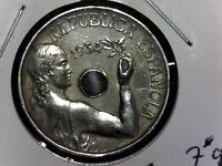 25 céntimos 1934 2º República Española XF+ a VF- Spain coin