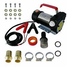 Fuel Transfer Pump DC 12V 155W 45L/Min Oil Diesel Meter Biodiesel  Pumpcast Fuel