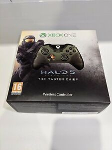 Halo 5 Guardians Master Chief Xbox One Controller Limited Edition