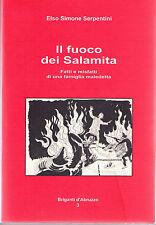 El fuego de Salamita. Hechos y fechorías de bandidos de los Abruzos - Serpentina