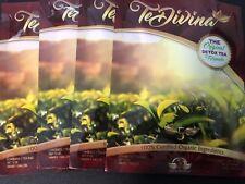 """TE DIVINA """"THE ORIGINAL DETOX TEA (4 PACK BAG) vida divina weight Loss"""