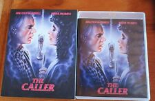 The Caller BLU-RAY with SLIPCOVER Vinegar Syndrome OOP