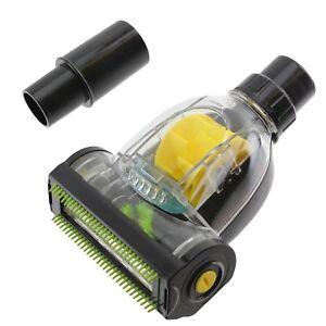 MINI TURBO HEAD Vacuum Cleaner Tool Turbine Brush for Pet Hair Car 32mm 35mm