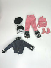 """Fits 11.5"""" Fashion Doll Accessories And Clothing Lot"""