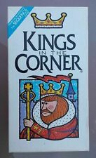 KINGS IN THE CORNER 1996 JAX Game Cards Chips 2-6 Players Family Fun 7+