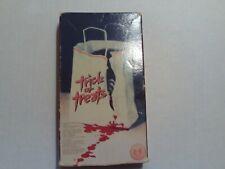 TRICK or TREAT - (VHS) Horror- Vestron Video - Slasher - Halloween Gore