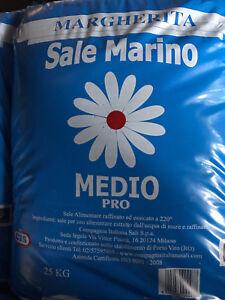 Premium Meersalz Grob Speisesalz Kochsalz Salzmühle Gewürz Würzen 1-3mm 25 Kg
