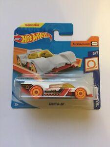 Hot Wheels Gruppo x24, Track Stars 2020 Short Card, 3/5, Brand New