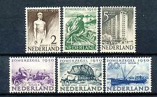 Nederland  550 - 555 ongebruikt (3)