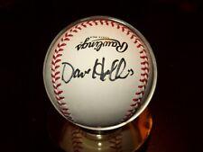 Dave Hollins ~ Philadelphia Phillies - Autographed Rawlings OLB Baseball