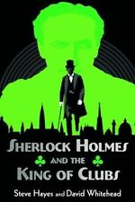 Sherlock Holmes and the King of Clubs-ExLibrary