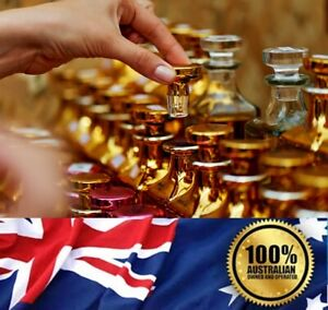 FRAGRANCE OILS by Aroma Compound ALCOHOL FREE Finest Quality Australian Seller