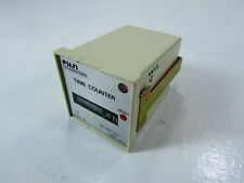 FUJI MA4-R ELECTRIC TIME COUNTER 100-110/200-220VAC 50/60HZ