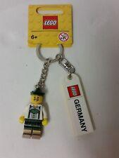 LEGO® Minifigure Male with Lederhosen Octoberfest Key Chain 850761 - NEW