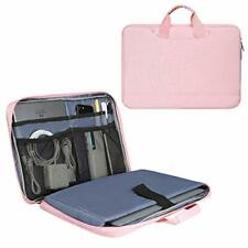 15.6 Inch Laptop Sleeve Briefcase for Women Ladies Bag with Accessories Organize