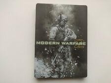 Modern Warfare 2 version steelbook - Microsoft Xbox 360 - VF Complet